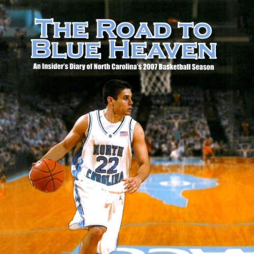 The Road to Blue Heaven audiobook cover art