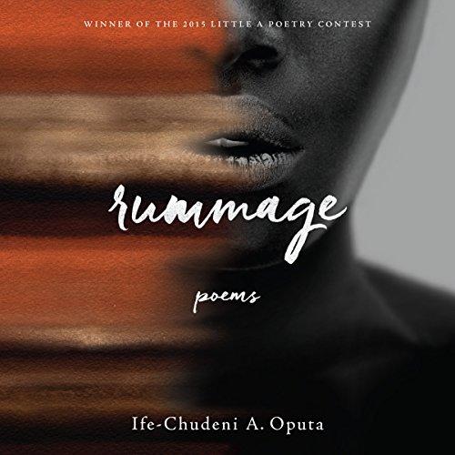 Rummage audiobook cover art