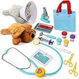 LBLA arztkoffer Kinder,Doktorkoffer 21-teilig