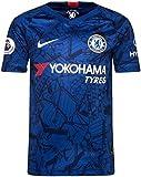 NIKE(ナイキ) チェルシーFC ホームユニフォーム 2019/20 [プレミアリーグバッジ] [7 カンテ] [サイズ:インポートM] Chelsea FC Home Shirt 2019/20 [Premier League Badge] [7 KANTE] [Size:Import M] [並行輸入品]