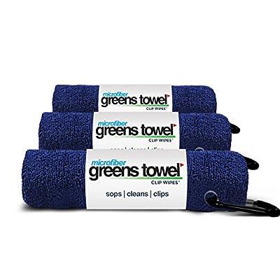 Greens Towel Pack Navy