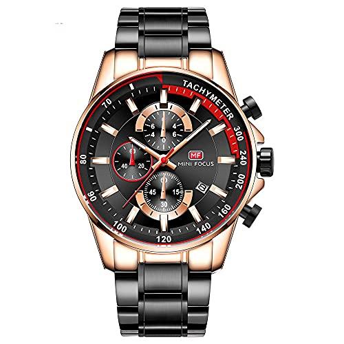 Wrist watch Reloj De Hombre De Moda. Reloj Inteligente Reloj De Cuarzo Impermeable Luminoso