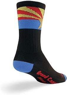 SockGuy Men's California Freedom Socks