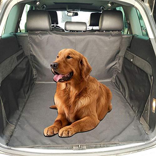 TTXP Funda para Perro Coche Marrón Pelos de Perro para Perros Pequeños Gatos Cachorros Viajar