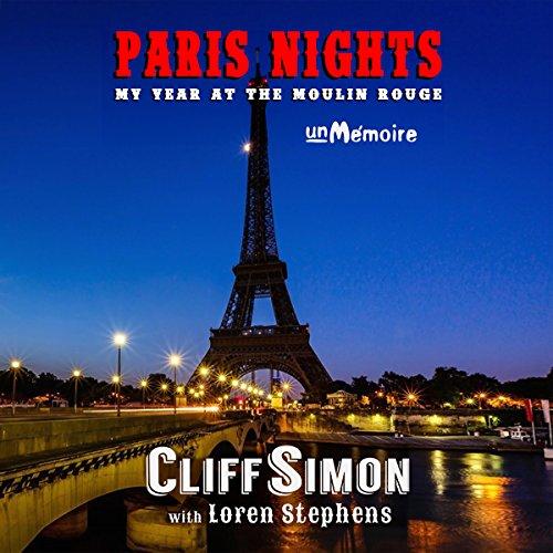 Paris Nights audiobook cover art