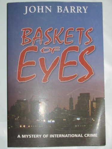Price comparison product image Baskets of Eyes: A Mystery of International Crime
