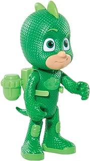 PJ Masks Deluxe Talking- Gekko Figure Toy, Green 24585
