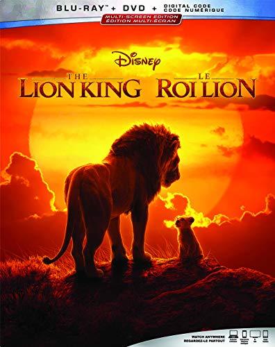 Le Roi Lion (2019) [Blu-ray + DVD + Numérique] (Bilingue) - 0
