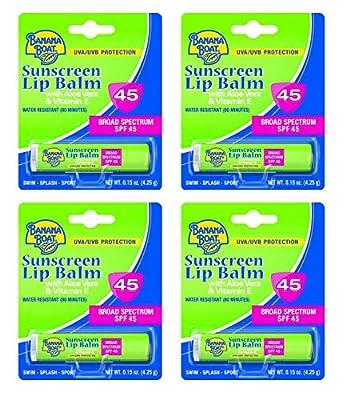 Banana Boat Sunscreen Lip