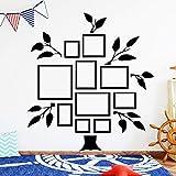 BFMBCH Lindo árbol de memoria pegatinas de pared bebé habitación infantil...