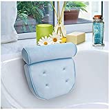 DALUXE Bath Kissen Spa Kissen extra dick, weich und große für Badewanne, Jacuzzi, Home Spa Nicht...