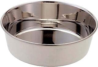 ドギーマン ステンレス製食器 犬用 皿型 Mサイズ
