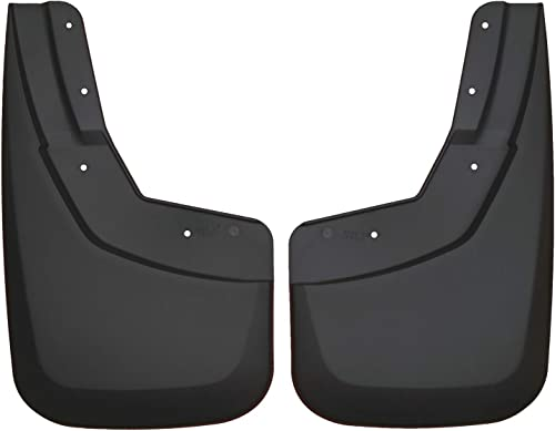 Husky Liners 56671 Fits 2008-12 Ford Escape, 2008-11 Mercury Mariner - without Integrated Side Step Custom Front Mud ...