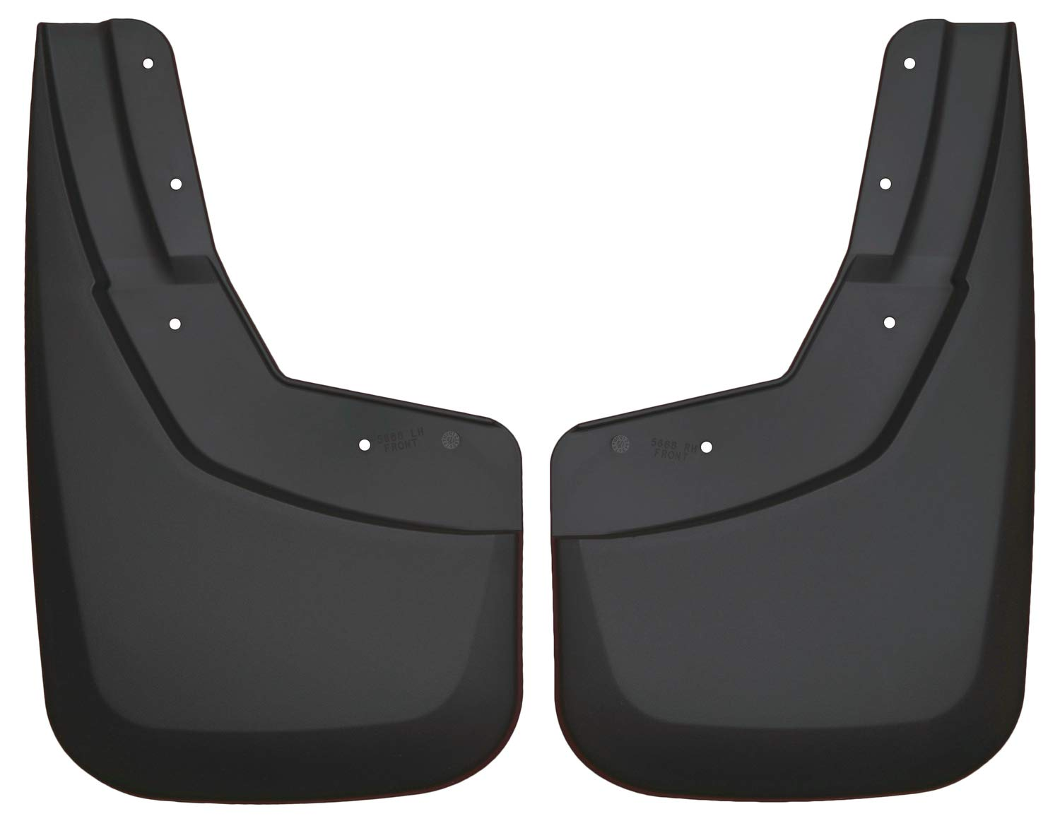 Husky Liners Custom Fit Front Mudguard for Select Ford Escape/Mercury Mariner Models - Pack of 2 (Black): Amazon.es: Coche y moto