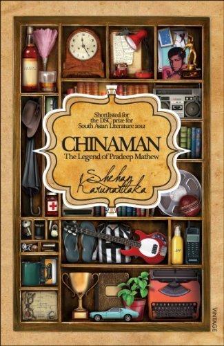 Chinaman: The legend of Pradeep Mathew by Shehan Karunatilaka (2010-01-01)