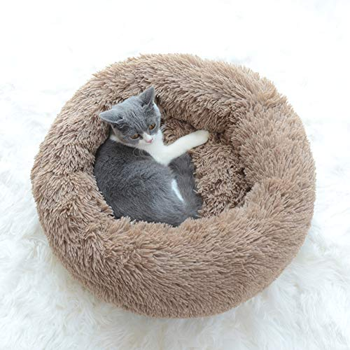 Monba Premium Orthopaedic Dog Bed with Removable Washable Cover Chihuahua Cat Puppy Pet Cushion Soft Padded Dog Basket
