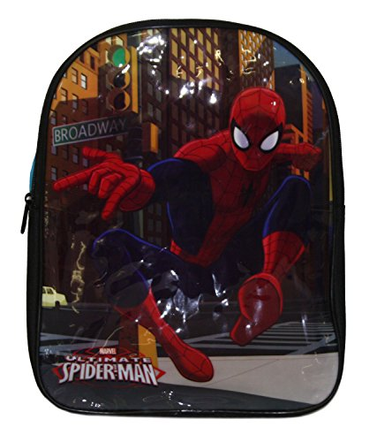 Spiderman - Marvel - Petit Cartable Sac à Dos Enfant
