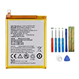 SWARK Batería Li3927T44P8h786035 compatible con ZTE Blade V8 BV0800 batería con herramientas