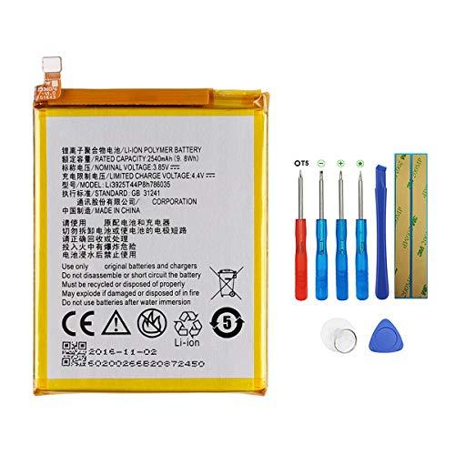 SWARK Li3927T44P8h786035 - Batería compatible con ZTE Blade V8 BV0800 (con herramientas)