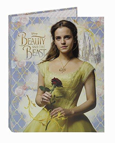 La Bella y la Bestia- Carpeta Folio 4 Anillas Mixtas (SAFTA 511708067)