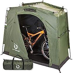 Outdoor Bike Storage Rubbermaid Bike Shed Or Yardstash Bike Tent