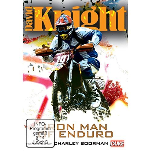David Knight - Iron Man Of Enduro [2007] [DVD]