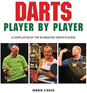 Darts Player by Player: A Compilation of the 50 Greatest Darts Players (Big Books) by Andrew O'Brien (2013-12-01)