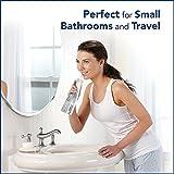 Waterpik Cordless Freedom Water Flosser, Portable and Waterproof Battery Powered Dental Plaque...