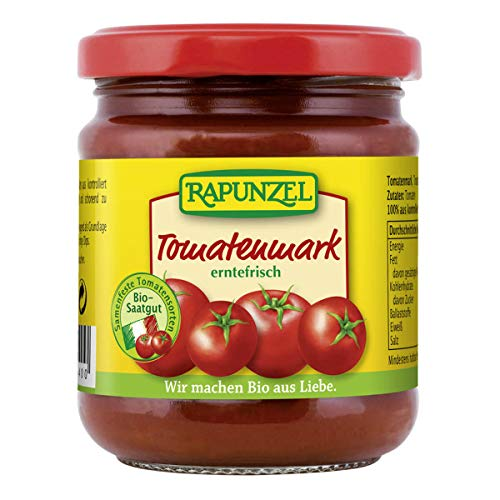 Rapunzel - Tomatenmark 22% Tr.M. - 200 g - 6er Pack