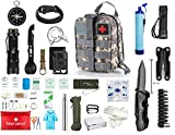 Kit de Supervivencia Profesional de Tercera Generación Emergencia Montaña Excursión Senderismo