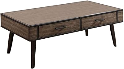 Benzara Modern Coffee Table, Gray