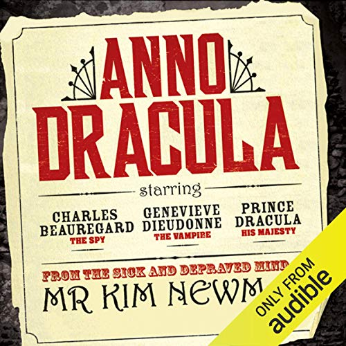 Anno Dracula cover art