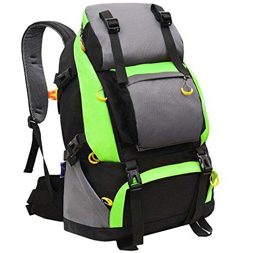 Le système multifonctions sac sac épaule Sac à dos de randonnée et de plein air green