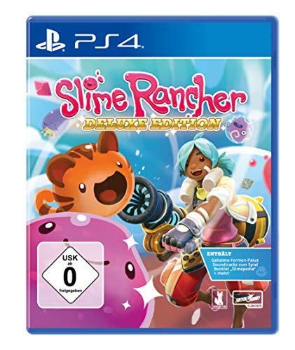 Slime Rancher Deluxe Edition (PlayStation PS4)