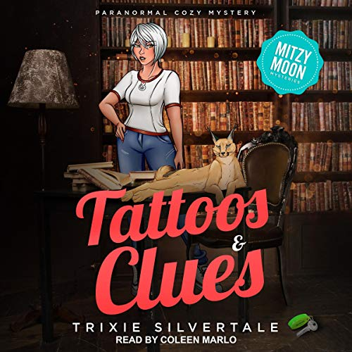 Tattoos & Clues: Paranormal Cozy Mystery Titelbild