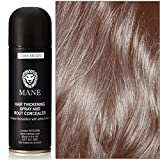 Dark Brown - Mane Hair Thickening Spray for hair loss and to conceal roots.