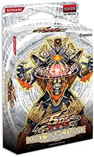 Yu-Gi-Oh Cards 5D's – Structure Deck – LOST SANCTUARY
