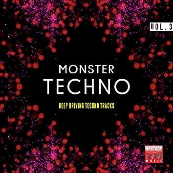 Monster Techno, Vol. 3 (Deep Driving Techno Tracks)