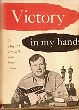 Hardcover Victory in my hands, Book