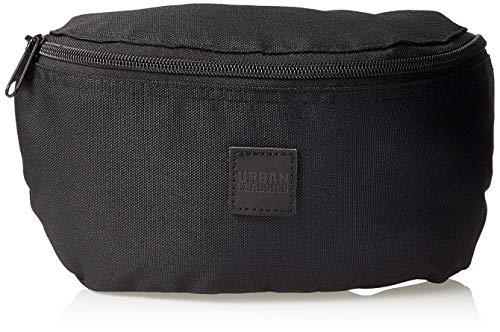Urban Classics Hip Bag - Bolso bandolera (24 cm), color negro