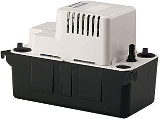 Little Giant 506858 6EC Series 1//3 hp Piggyback Mechanical Float Cast Iron Base Sump Pump