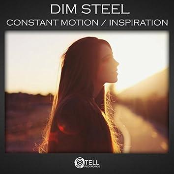 Constant Motion: Inspiration