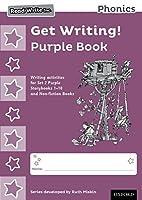 Read Write Inc. Phonics: Get Writing! Purple Book Pack of 10
