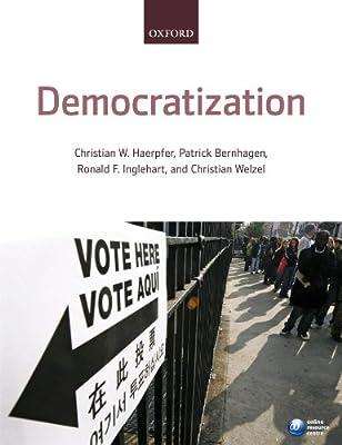 Democratization-Haerpfer-Christian-W-Used-Good-Book