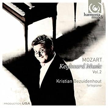 Mozart: Keyboard Music Vol. 2