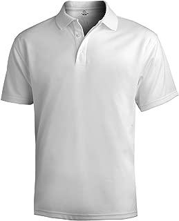 Edwards Garment Men's Dry-Mesh Hi-Performance Wrinkle Resistant Polo Shirt
