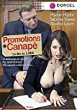 Promotions canapé_