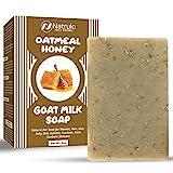 Cactus Honey & Oats Goat's Milk Soap Bar 4 oz –...