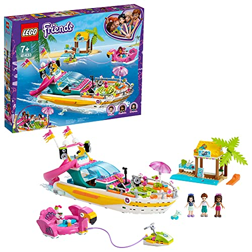 LEGO Friends - Partyboot di Heartlake City (41433)