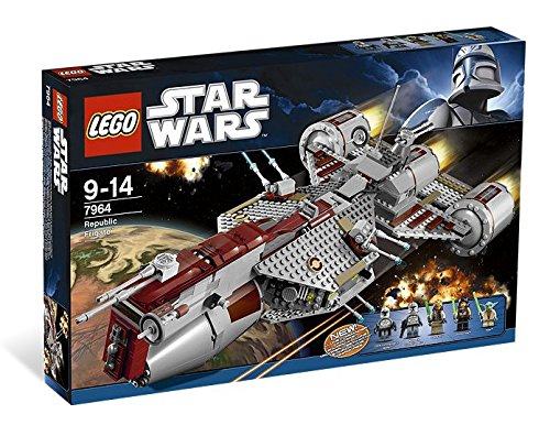 LEGO Star Wars Republic Frigate 7964 by LEGO